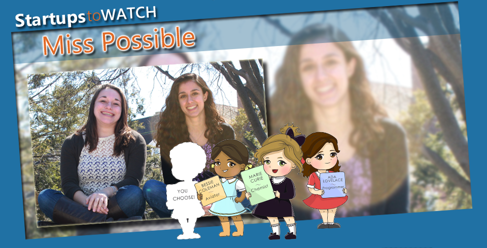 Startup to Watch; Miss Possible