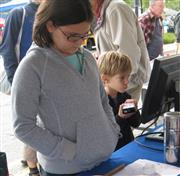 Photo from the 2011 Science on the Market
