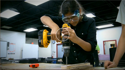<a href='http://www.bivouacfilms.com/'>Watch Gadget Girls: STEM Futures, at Bivouac Films.</a>