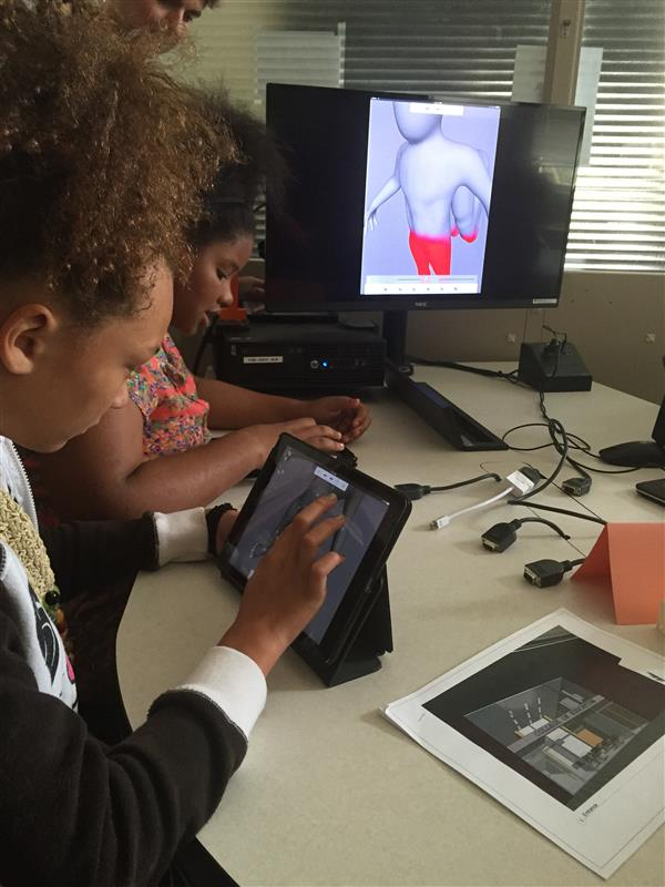 Tynaiah McGhee explores the technology.