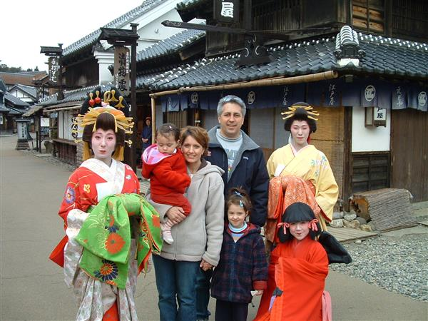 Mark Olson: 'Edo Wonderland! In Nikko, Tochigi Prefecture, there is still a slice of the Edo Period left for to you find. Pass through the sekisho border checkpoint and progress down the main road that leads to Edo. On the way you will pass through the peaceful shukuba inn town, before finally arriving in Edo with its bustling market district.