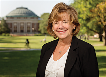 Barbara J. Wilson named executive vice president for U of I System