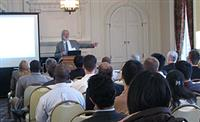 The opening keynote lecture at the 2011 PECI was by Dushan Boroyevich, president of the IEEE Power Electronics Society.