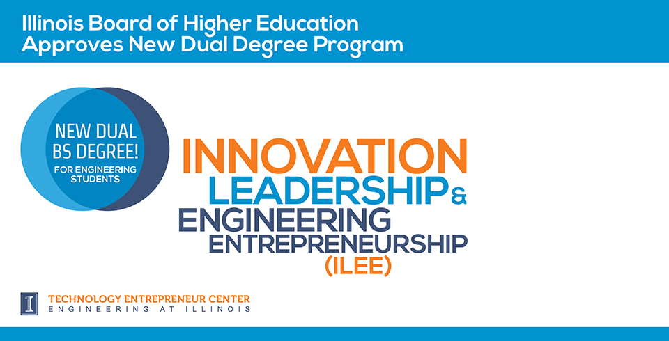 ILEE Dual Degree Approved