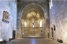 "Carol Symes' translation of ""The Play of Adam"" will be performed in December at The Cloisters (pictured here), a medieval branch at the Metropolitan Museum of Art in New York. (Photo courtesy of Carol Symes.)"