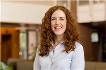 Colleen Murphy, professor of philosophy, political science, and law, believes political reconciliation must be rooted in action. (Image courtesy of the College of Law.)