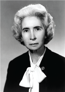 Allene Rosalind Jeanes (Image courtesy of the National Inventors Hall of Fame.)