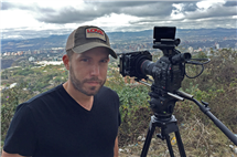 "Ryan Suffern in Guatemala, while filming ""Finding Oscar."" (All images courtesy of Ryan Suffern.)"