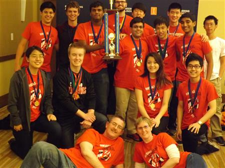 Hinsdale Central repeated as champions of the Unlimited Division in 2016.