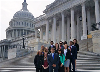 New course brings students to Washington, D.C.