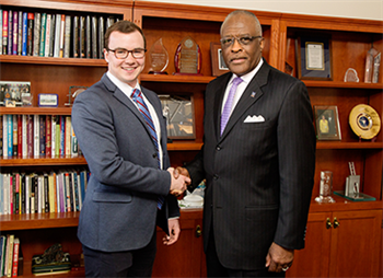 Student in history and political science awarded Truman Scholarship
