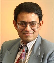 Sanjay Banerjee, photo credit: University of Texas at Austin