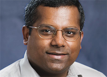Satish Nair named I.C. Gunsalus Professor in the College of Liberal Arts & Sciences