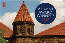Seven recipients of LAS alumni awards will be honored later this fall.