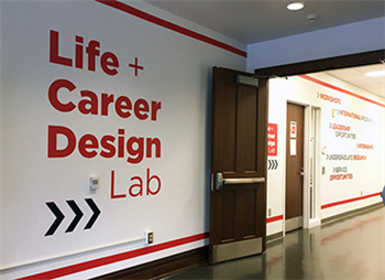 Life + Career Design Lab to open in October