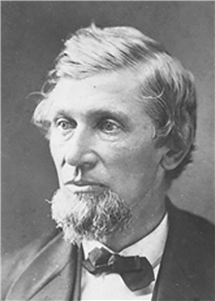 John Milton Gregory, the first regent of the University of Illinois (then called Illinois Industrial University), took a principled stand for inclusion of liberal arts in the curriculum.