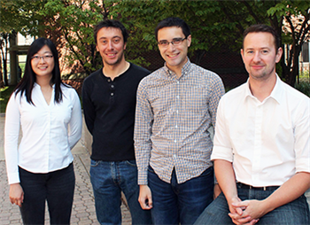 Researchers in chemical and biomolecular engineering win $1.2 million NSF grant