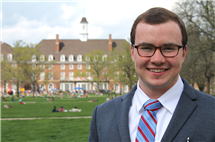 Thomas Dowling has been selected as a Rhodes Scholar.