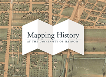 Mapping campus history