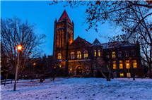 Campus has pledged $27 million in deferred maintenance funding to renovate Altgeld Hall. (Photo by L. Brian Stauffer.)