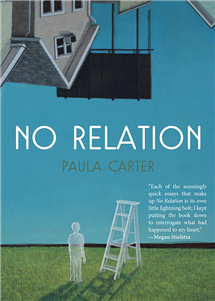 """No Relation"" by Paula Carter. (Image courtesy of Carter and Black Lawrence Press.)"