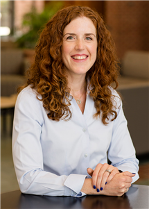 Colleen Murphy, professor of philosophy, political science, and law, director of the Women and Gender in Global Perspectives Program. (Photo by L. Brian Stauffer.)