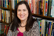 Latina/Latino studies professor Julie Dowling has done extensive research on the census, especially on race and ethnicity questions. (Photo by L. Brian Stauffer.)