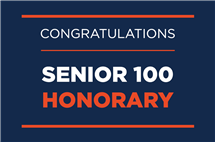 Twenty-four College of LAS students have been selected for the 2018 Senior 100 Honorary.