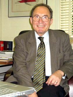 ECE Professor George Gross