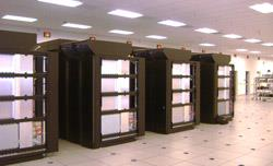 Blue Waters Early Science System, consisting of 48 Cray XE6 cabinets.