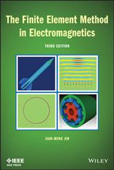 <em>The Finite Element Method in Electromagnetics</em> (Wiley).
