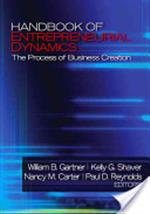 Handbook of Entrepreneurial Dynamics