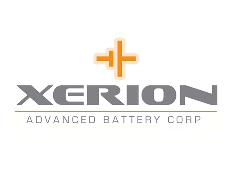 Xerion Advanced Battery