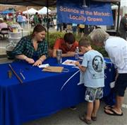 Photo from the 2014 Science on the Market