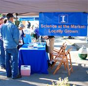 Photo from the 2013 Science on the Market