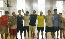 First PGSA Basketball
