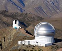 The 900-square-foot lidar facility being built in Chile will share Cerro Pachon with the 8.1-m Gemini south and 4.2-m SOAR telescopes.