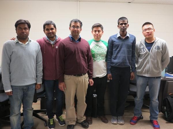 Monolithics Systems Lab team, 2015.
