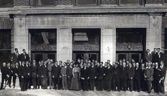Meeting of the American Physical Society at the opening of the Laboratory of Physics, Urbana, November 27-28, 1909
