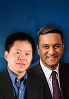 Dr. Yingxiao Wang and Dr. Rohit Bhargava