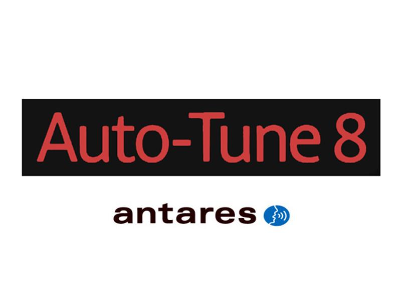Auto-Tune (by Antares Audio Technologies)