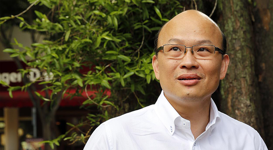 Peng T. Ong to speak at fall convocation