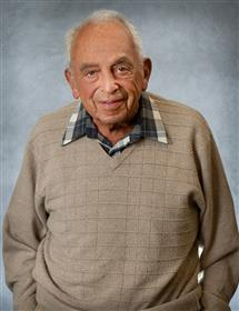 Professor Emeritus of Physics Edwin L. 'Ned' Goldwasser