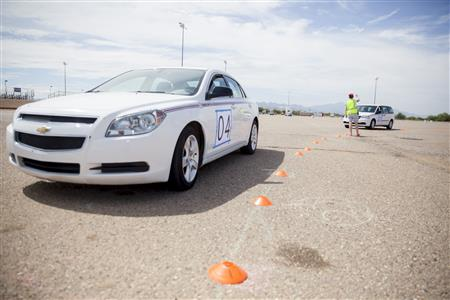 Experiments Show That A Few Self Driving Cars Can Dramatically