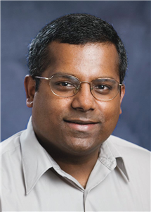 Satish Nair, professor of biochemistry in the School of Molecular and Cellular Biology, has been named I.C. Gunsalus Professor.
