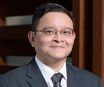 Richard Chan, 2017 Young Alumni Achievement Award winner