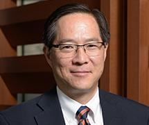 David Yeh, 2017 Distinguished Alumni Award winner
