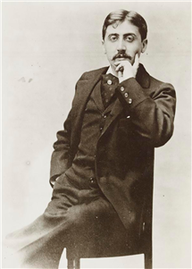 Illinois is a key partner in a project to digitize the correspondence of prominent French novelist Marcel Proust. (Wikimedia Commons.)