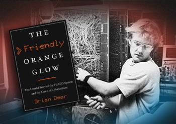 'The Friendly Orange Glow' by Brian Dear