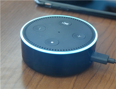 Through devices like the Amazon Echo, University of Illinois researchers are building at-home personalized healthcare systems.